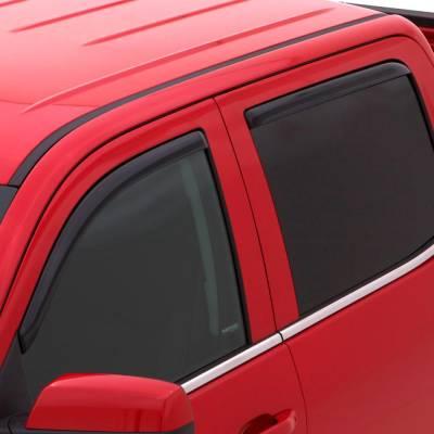 Auto Ventshade (AVS) - Auto Ventshade (AVS) IN-CHANNEL VENTVISOR 4PC 194249
