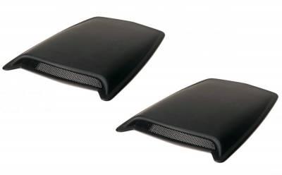 Auto Ventshade (AVS) - Auto Ventshade (AVS) HOOD SCOOPS 80001