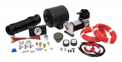 Firestone Ride-Rite - Firestone Ride-Rite Dual Air Command II Heavy Duty Air Compressor System 2168