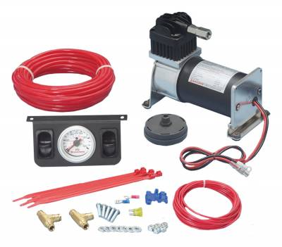 Firestone Ride-Rite - Firestone Ride-Rite Level Command Heavy Duty Air Compressor System 2219