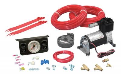 Firestone Ride-Rite - Firestone Ride-Rite Dual Electric Air Command Standard Duty Air Compressor System 2265