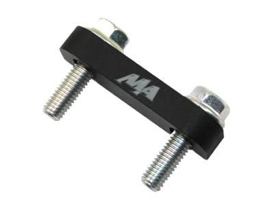 Merchant Automotive - Fuel Filter Head Spacer Kit, LB7 LLY LBZ LMM, 2001-2010