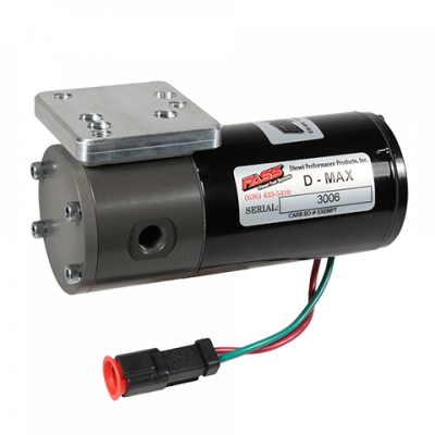 FASS Fuel Systems - D-Max Diesel Fuel Pump Flow Enhancer GM Duramax 6.6L 2001-2010