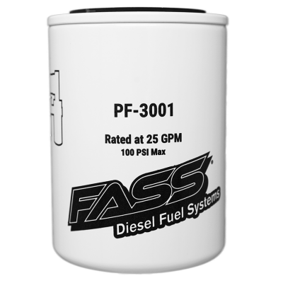 FASS Fuel Systems - PF-3001 Particulate Filter