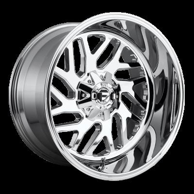 Fuel Wheels - Fuel Triton D609 Chrome
