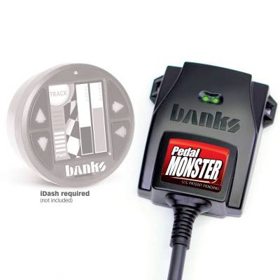 Banks Power - PedalMonster™for use with existing iDash® and/or Derringer