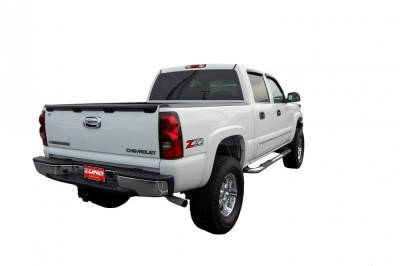 Exterior Accessories - Truck Bed Accessories - Auto Ventshade (AVS) - Auto Ventshade (AVS) CHROME TAILGATE HANDLE COVERS 686553