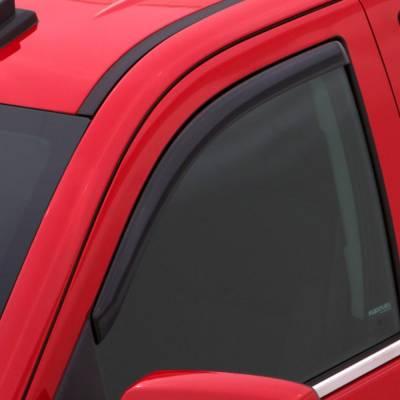 Exterior Accessories - Ventvisors/Wind Deflectors - Auto Ventshade (AVS) - Auto Ventshade (AVS) IN-CHANNEL VENTVISOR 2PC 192457
