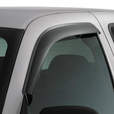Auto Ventshade (AVS) VENTVISOR 2PC 92754