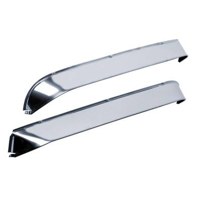 Auto Ventshade (AVS) - Auto Ventshade (AVS) VENTSHADE-2PC STAINLESS 12642 - Image 2