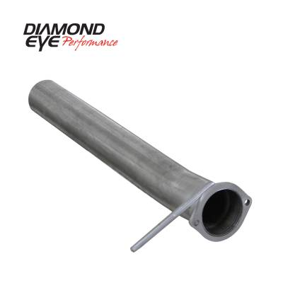Exhaust - Muffler Delete Pipes - Diamond Eye Performance - Diamond Eye Performance 2003-2007 FORD 6.0L POWERSTROKE F250/F350 (ALL CAB AND BED LENGTHS)-PERFORMANCE 125032