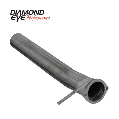 Exhaust - Muffler Delete Pipes - Diamond Eye Performance - Diamond Eye Performance 2003-2007 FORD 6.0L POWERSTROKE F250/F350 (ALL CAB AND BED LENGTHS)-PERFORMANCE 165032