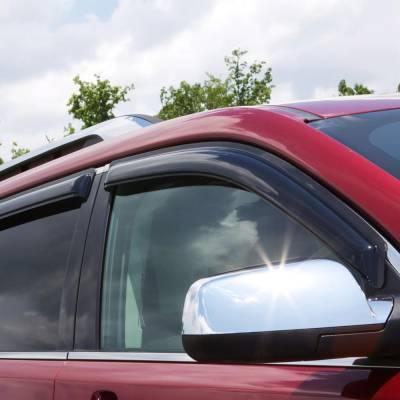 Auto Ventshade (AVS) - Auto Ventshade (AVS) VENTVISOR 4PC 94095 - Image 4