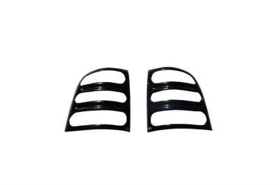 Exterior Accessories - Light Covers - Auto Ventshade (AVS) - Auto Ventshade (AVS) SLOTS 36552