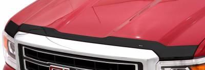 Exterior Accessories - Bug Shields/Deflectors - Auto Ventshade (AVS) - Auto Ventshade (AVS) AEROSKIN ACRYLIC HOODPROTECTOR 322001