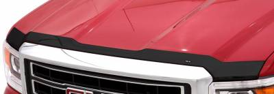 Exterior Accessories - Bug Shields/Deflectors - Auto Ventshade (AVS) - Auto Ventshade (AVS) AEROSKIN ACRYLIC HOODPROTECTOR 322085