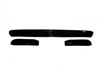 Auto Ventshade (AVS) - Auto Ventshade (AVS) BUGFLECTOR DELUXE 3PC 45057 - Image 2