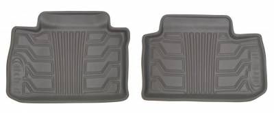 LUND - LUND LUND - CATCH-IT FLOORMATS-REAR ONLY 383105-G