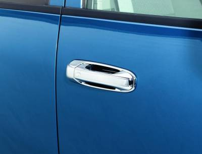 Auto Ventshade (AVS) - Auto Ventshade (AVS) CHROME DOOR HANDLE COVERS-4DR 685209