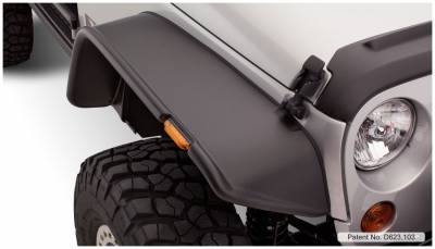Exterior Accessories - Fender Flares - Bushwacker - Bushwacker  10053-07