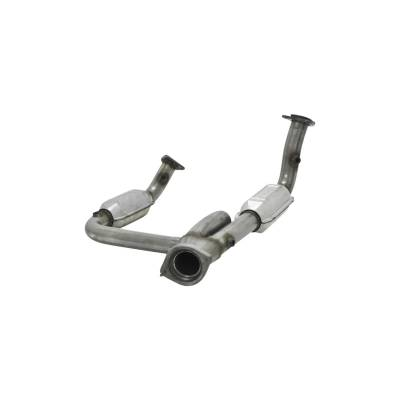 Flowmaster Catalytic Converter - Direct Fit - 2.50 in. Inlet 3.00 in. Outlet - 49 State 2010019