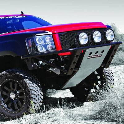 Exterior Accessories - Bumpers - ReadyLift - ReadyLift Front Off Road Bumper 24-3000