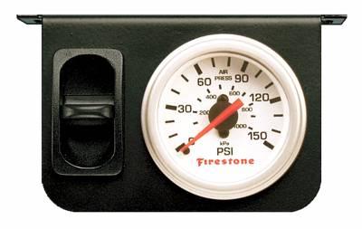 Suspension - Leveling Kits - Firestone Ride-Rite - Firestone Ride-Rite Air Adjustable Leveling Control Panel 2229