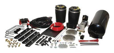 Firestone Ride-Rite - Firestone Ride-Rite Coil To Air Conversion System 2518