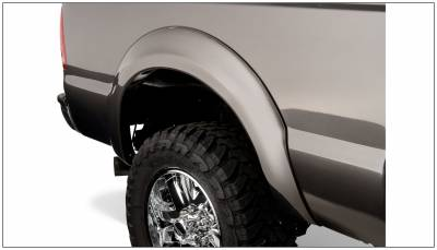 Exterior Accessories - Fender Flares - Bushwacker - Bushwacker  20040-02
