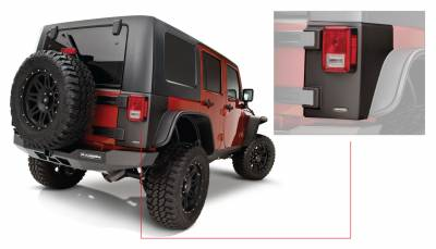 Exterior Accessories - Fender Flares - Bushwacker - Bushwacker  14010