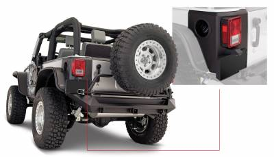 Exterior Accessories - Fender Flares - Bushwacker - Bushwacker  14009