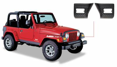 Exterior Accessories - Fender Flares - Bushwacker - Bushwacker  14007