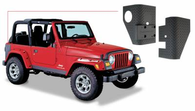 Exterior Accessories - Fender Flares - Bushwacker - Bushwacker  14001