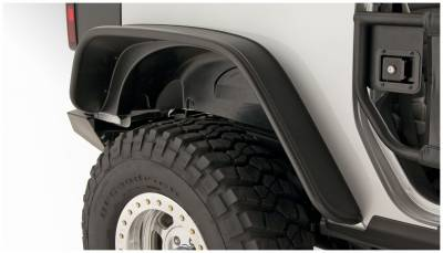 Exterior Accessories - Fender Flares - Bushwacker - Bushwacker  10052-07