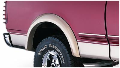 Exterior Accessories - Fender Flares - Bushwacker - Bushwacker  20034-11
