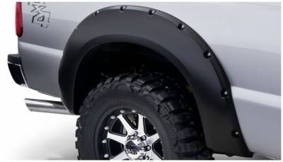 Exterior Accessories - Fender Flares - Bushwacker - Bushwacker  20084-02