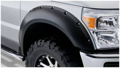 Exterior Accessories - Fender Flares - Bushwacker - Bushwacker  20083-02