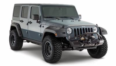 Exterior Accessories - Fender Flares - Bushwacker - Bushwacker  10080-02
