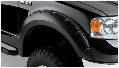 Exterior Accessories - Fender Flares - Bushwacker - Bushwacker  20053-02