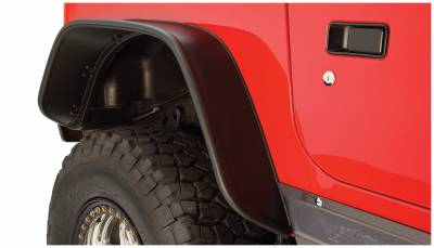 Exterior Accessories - Fender Flares - Bushwacker - Bushwacker  10056-07