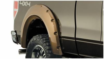Exterior Accessories - Fender Flares - Bushwacker - Bushwacker  20072-02