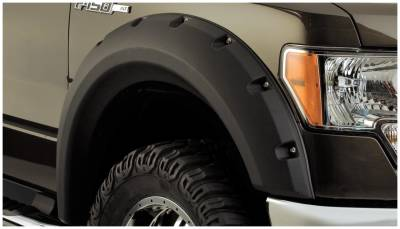 Exterior Accessories - Fender Flares - Bushwacker - Bushwacker  20071-02