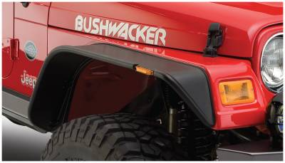Exterior Accessories - Fender Flares - Bushwacker - Bushwacker  10055-07