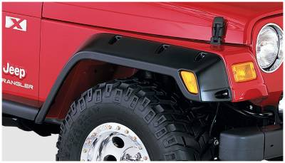 Exterior Accessories - Fender Flares - Bushwacker - Bushwacker  10043-07