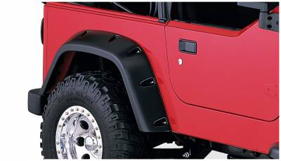 Exterior Accessories - Fender Flares - Bushwacker - Bushwacker  10042-07