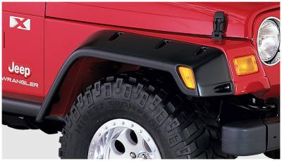 Exterior Accessories - Fender Flares - Bushwacker - Bushwacker  10029-07