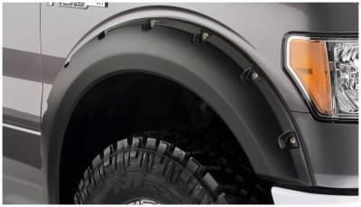 Exterior Accessories - Fender Flares - Bushwacker - Bushwacker  20079-02