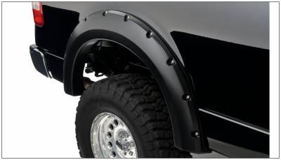 Exterior Accessories - Fender Flares - Bushwacker - Bushwacker  20054-02