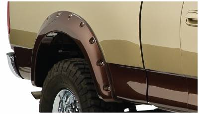 Exterior Accessories - Fender Flares - Bushwacker - Bushwacker  20074-02