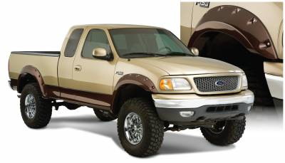 Exterior Accessories - Fender Flares - Bushwacker - Bushwacker  20073-02